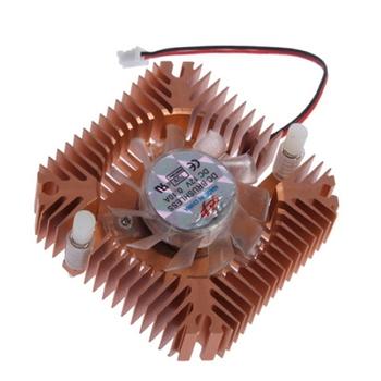 High QualityFree Shipping!  Cooling Fan Heatsink Cooler For CPU VGA Video Card