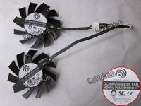Free Shipping For Power Logic PLA07010S12HH Server Frameless Fan DC 12V 0.50A 64x64x10mm Dual fan 8wire 5pin