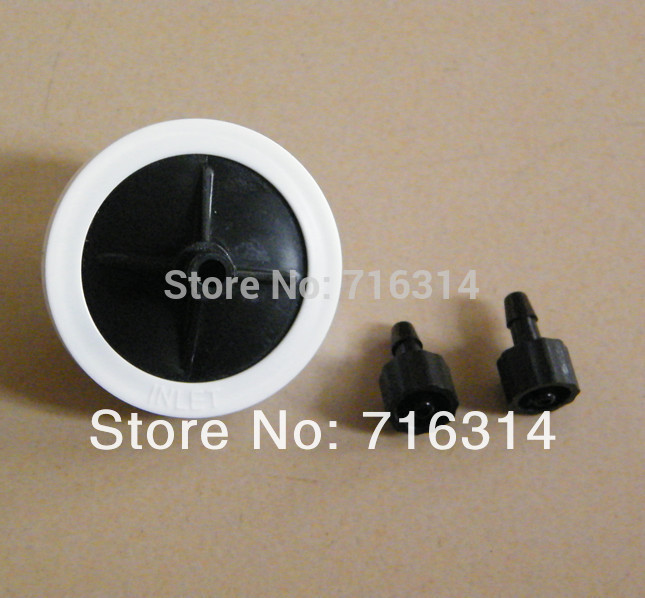 Free shipping Mini Small Solvent Ink Resistant UV Printer ink Filter UV printer ink Filter(China (Mainland))