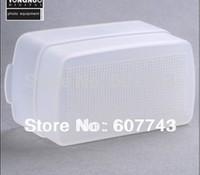 Soft Light Flash Bounce Diffuser Cap  cover soap box for YN460 YN465 467 430EX New