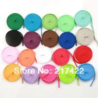 20 Colors 0.8 cm Width, Length 0.7 Meters Shoelaces