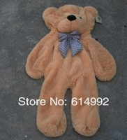 3COLOR Teddy bear plush toys coat SIZE 100CM free shipping
