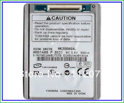 "Free shipping 1.8"" CE/ZIF 20GB Internal 4200 RPM MK2008GAL Hard Drive FOR LAPTOP(China (Mainland))"