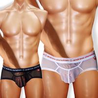 Andrew C panties ac gauze transparent panties male briefs underwear