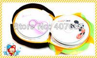 NEW ARRIVAL Adorable hamburger plush CD storage bag Creative CD bag/box/wallet /sleeve for 24pcs free shipping