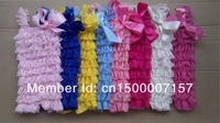 New Little Girls Lace Rompers Baby Ruffles Petti Rompers with Straps Bows Baby Layers Jumpsuit 3Sizes, 23 Colors Free Shipping
