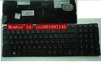 FREEship OriginalGenuineNew GoodWorking laptop keyoard  for HP Probook 4520 4520S  4525S 4720S RU
