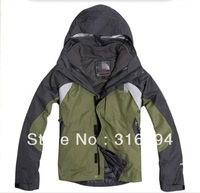 Free shipping wholesale cheap winter autumn new style men's skiing clothes leisure tourist climbing jackets 6 colors