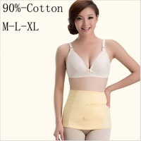 wholesale Abdominal Corset Belt Back Support 90% Cotton High Quality Free shipping 10PCS/LOT
