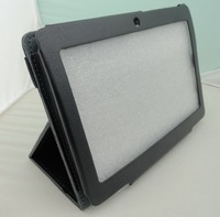 Protective Leather Case Cover with stand holder and bandage for For 7 inch Tablet PC AllWinner Q88 Q8 A13