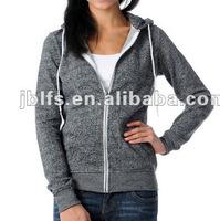custom design zipped hoodie