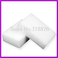 Big Promotion! 50 pcs/lot Wholesale Magic Sponge Eraser Melamine Cleaner,Multi-functional Cleaning Sponge 100x60x20mm