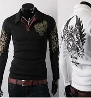 2014Tshirt Men's Fashion long Tee T Shirts, Good Quality, Retail, Drop Shipping, Wholesale, Free Shipping, 3 Colors