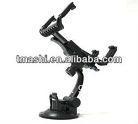 "Cradle Bracket Clip for IPAD 2/3/4/MINI Universal Car Holder for 7"" - 10"" tablet pc 360 Degree windshield stand for GPS / DVD"