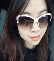 2013 New Women fashion Sunglasses, UV400 protection sunglasses Ms. half frame Round Sunglasses (20 pieces/lot) Free shipping