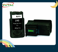 Free shipping CN210 Compatible Inkjet  ink Cartridge for Canon 210 Pixma iP2700/MP240/MP250/MP260 /MP270/MP280/MP480/MP490/MP495