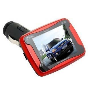 Free shipping Sl-988 mp4 trainborn car mp3 2g car audio player 4g large screen(China (Mainland))