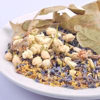 Goodnight Bodhi leaf tea sedative sleep aids lavender jasmine osmanthus health tea free shipping