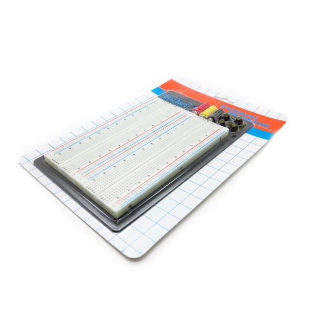 1660 combination breakboard experimental board circuit board 16.6 10.8cm x(China (Mainland))