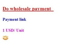 wholesale online payment link 1usd/unit  do easy  payment for clients MOQ 300-1000 USD