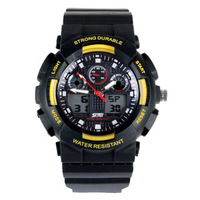 Sports table waterproof electronic watch boys hiking table male child fashion student watches 0909