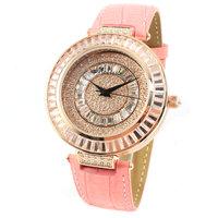 Free shipping Marisa melissa diamond quality fashion lady luxury full rhinestone large dial crystal table quartz watch wholesale