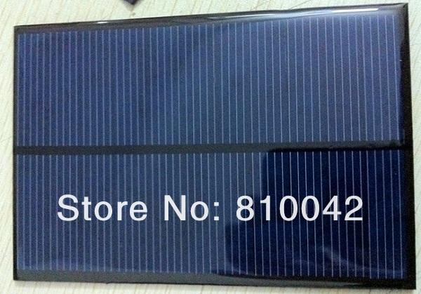 Wholesale! 1.8W 5.5V polycrystalline solar cells Solar panels solar module solar system 10pcs/lot Free shipping(China (Mainland))