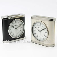 Newest Sailing  Wine Pot Design Alarm Clock Plastic Body Case Metal Accessories  Table Timepieces Free Shipping