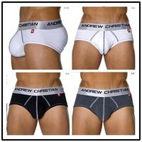 Andrew C male panties ac panties belt cup men's briefs underwear