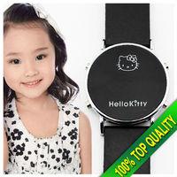 Hellokitty brand watch cartoon watch children watch, electronic watch gift table KT cat cute style