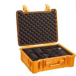 Wonderful safety box slr grid sponge septa -three
