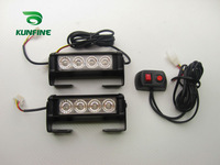 Cheap shipping! LED strobe light car flashlight ,led light bar high quality LED Light-111-2B +14months warranty