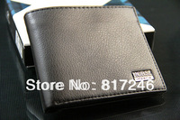 Quality assurance,genuine leather, d1103-98,Men's wallet, soft Casual,No hasp,leather men purse,whosale price,free shipping