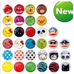 Hot sale!Daren wholesale 240pcs home button stickers for iPhone 4/4s/iPad/iTouch DIY phone decoration Free shipping DRP297(China (Mainland))