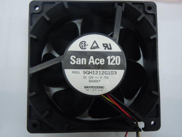 Sanyo 9gh1212g103 12038 12 см 12v
