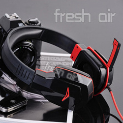 A-JAZZ AK18 PC Game Gaming Headset Headphone + Microphone Mic RPG FPS Multimedia[020307](China (Mainland))