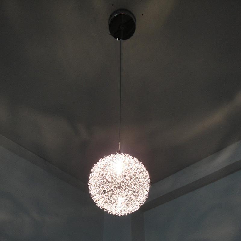 ... bal hanglamp zilveren slaapkamer hanglamp woon/slaapkamer hanglampen