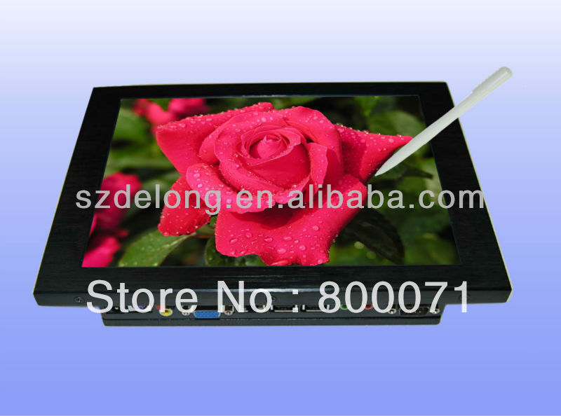 Cheap 10.4inch touch screen ALL IN ONE PC(China (Mainland))