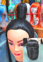 Free shipping Costume wig style wig bun 10 diameter 8