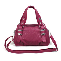 2012 women's handbag women's handbag messenger bag fashion bags casual small embossed