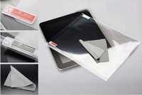 Clear LCD film guard Screen Protector for ipad 2 3 4 free shipping 50pcs/lot