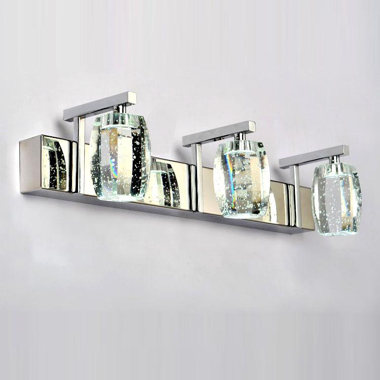 Lamparas Para Baño Baratas:Nuevo cuarto de baño moderno de pared de luz Jewel Box contemporáneo