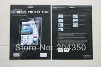 Clear LCD film guard Screen Protector for ipad 2 3 4 with retail package free shipping 30pcs/lot