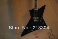 ESP explorer LTD EX-401DX Floyd Rose Black gray chrome hardware Electric Guitar New Arrival