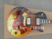G Custom Shop Spider-Man Electric Guitar Supreme musical instruments free shipping