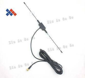 New Car digital TV antenna, car digital TV, CMMB, DVB - T Free shipping