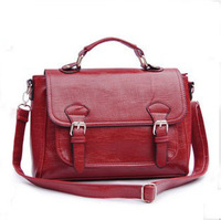 stock!!! 2013 spring fashion vintage bag women's handbag fashion messenger bag / motorcycle bag freeshipping
