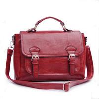 stock!!! 2013 spring fashion vintage bag women's handbag fashion messenger bag / motorcycle bag freeshipping