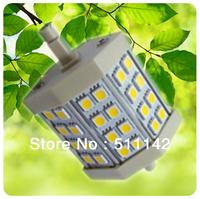 50pcs SMD5050 5W R7S LED high power high lumen 400~430lm Warm White/Nature White/Cold White AC 85~265V 50pcs/lot cheap price