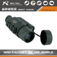 Free shipping Ronger GEN2+ Night Vision Monocular NV-88&Powerful built-in IR illuminator up to 200 yards long range viewing